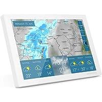 wetteronline home – W-LAN Profi-Wetterstation von WetterOnline – einfache Einrichtung, Wettervorhersage, Unwetterwarnung…