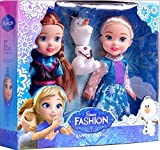 #2: Frozen Sisters Elsa and Ana With Olaf