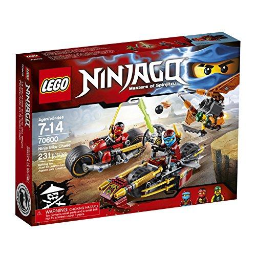 LEGO Ninjago Ninja Bike Chase 70600 by LEGO (Lego Red Ninja)