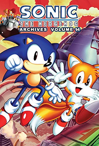 Sonic the Hedgehog archives. Volume 14