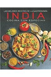 Descargar gratis Las mejores recetas de la gastronomía india en .epub, .pdf o .mobi