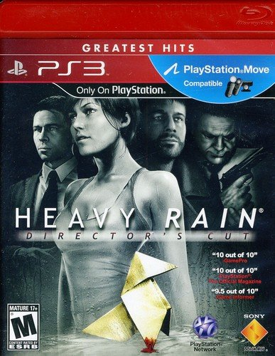 Heavy Rain:Director's Cut