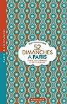 52 dimanches à Paris par Ducoulombier