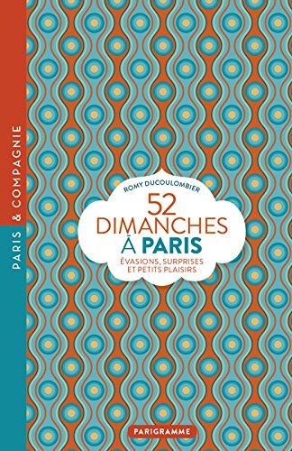 52 dimanches  Paris
