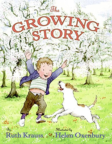 The Growing Story por Ruth Krauss