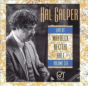 Live at Maybeck Recital Hall Vol.6