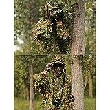 Frau Männer Camouflage Kleidung Ghillie Anzug Dschungel Camouflage Kleidung für Jagd Schießen Birdwatching für Frau Männer Camouflage Kleidung Ghillie Anzug Dschungel Camouflage Kleidung für Jagd Schießen Birdwatching