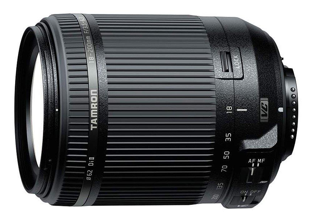Tamron-B018N-B018-18-200-F35-63-DI-II-VC-Nikon-Mount-Lens-for-Nikon-DX-DSLR-Cameras-Black