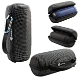 Junsi Portable Zipper Hard Case Cover Holder Bag Pouch for JBL Charge 2+ 2 Plus/Charge 2 II/Pulse Bluetooth Speaker