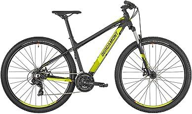 Bergamont Revox 2 27.5'' / 29'' MTB Fahrrad schwarz/gelb 2019