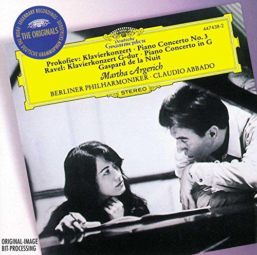 Prokofiev : Concerto pour piano n° 3 - Ravel : Concerto en sol
