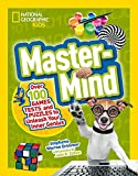 Mastermind: Over 100 Games, Tests, and Puzzles to Unleash Your Inner Genius...