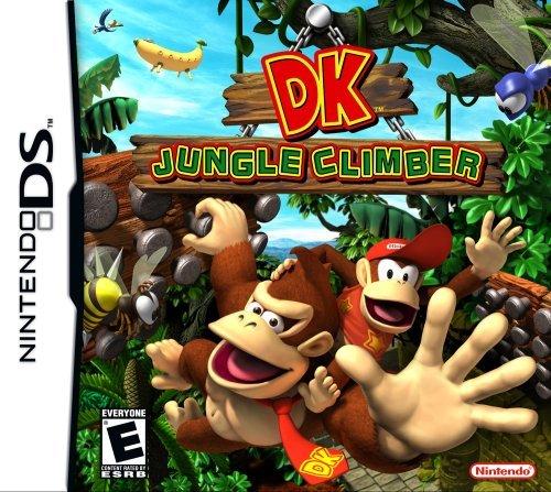 DK Jungle Climber - Nintendo DS by Nintendo (Dk Ds)