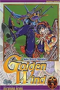 Golden Wind - Jojo's Bizarre Adventure Saison 5 Edition simple Tome 5