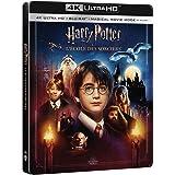 Harry Potter à l'école des sorciers [4K Ultra HD Édition boîtier SteelBook]
