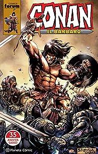 Conan El bárbaro 35 Aniversario par  Varios autores