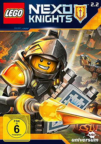 lego - nexo knights - season 02 #02 DVD Italian Import