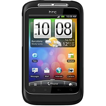 htc sim free. htc wildfire s sim free mobile phone - black htc