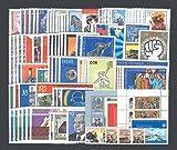Goldhahn DDR Jahrgang 1975 postfrisch komplett Briefmarken für Sammler