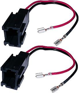 Tomzz Audio 2808 013 Lautsprecherringe Adapter Passend Elektronik