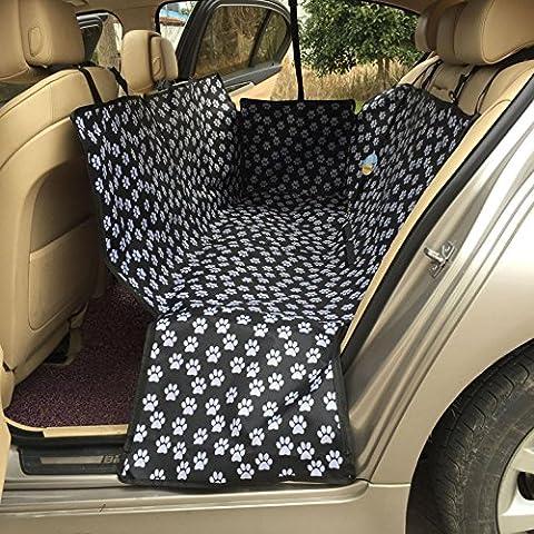 Protector de asiento de Pet resistente al agua para coches y - lavable - 100%
