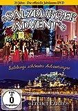 25 Jahre Salzburger Advent; Salzburgs schönstes Adventsingen; 25 Jahre; Die offizielle Jubiläums-DVD; Freuet euch; Echte Volksmusik aus Salzburg; Weihnacht; Weihnachten [Alemania]