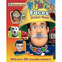 Fireman Sam: Funny Faces (Funny Faces Sticker Book)