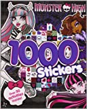 Monster High 1000 Stickers: Over 50 Activities Inside!