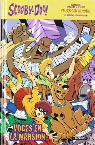 Scooby-Doo. Voces en la mansión (Cómic)