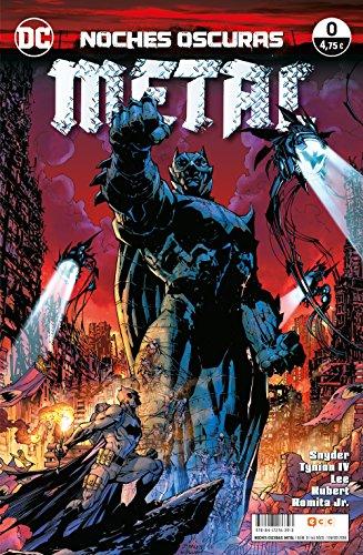 Noches oscuras: Metal (O.C.): Noches oscuras: Metal núm. 0