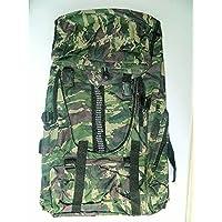 be87119732e grand sac à dos Randonnée camouflage kaki camping voyage 65x35x20cm voyage