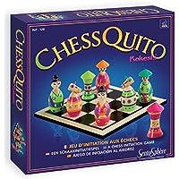 SentoSphere - Chessquito Kokeshi, juego de ajedrez (075128)