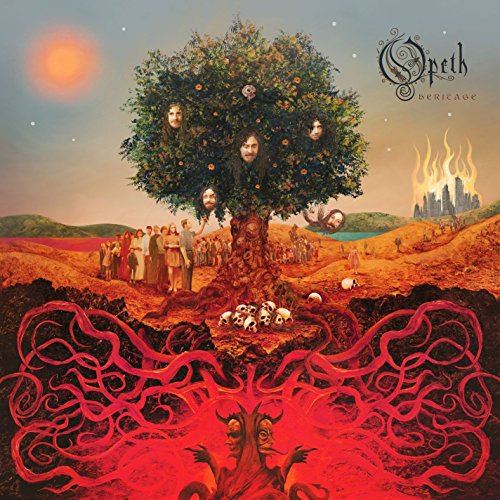 Opeth: Heritage (Audio CD)