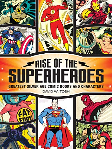 Rise of the Superheroes (English Edition)