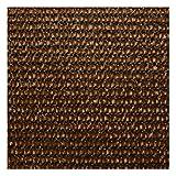Intermas  - Malla de ocultacion tejida extranet 80% 1.5x10m marron