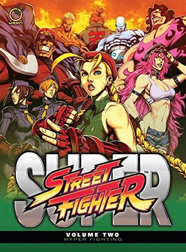 Super Street Fighter Volume 2: Hyper Fighting (Super Street Fighter Volume 1) por Ken Siu-Chong