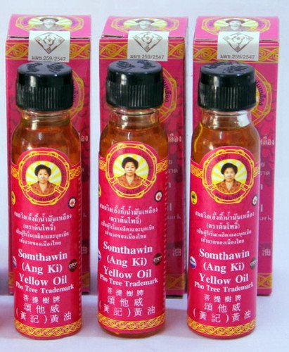 3-bottles-100-natural-traditional-thai-chinese-yellow-oil-somthawin-24-cc-ebay