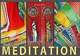 MEDITATION Zeit für mich (Wandkalender 2019 DIN A2 quer): Träumen und Meditieren mit Fotografien von BuddhaART. (Monatskalender, 14 Seiten ) (CALVENDO Gesundheit)