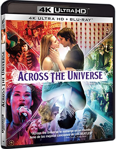 Across The Universe (4K UHD + BD) [Blu-ray] 61mNbxLx6 2BL