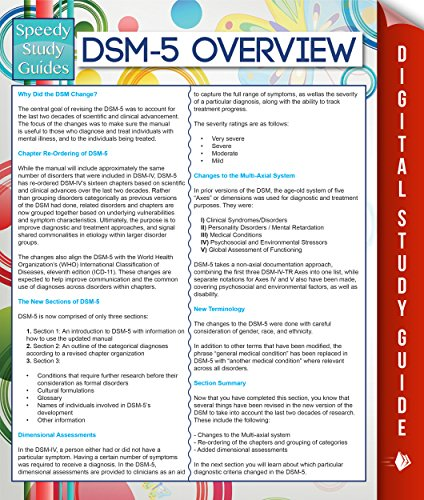 dsm-5-overview-speedy-study-guides