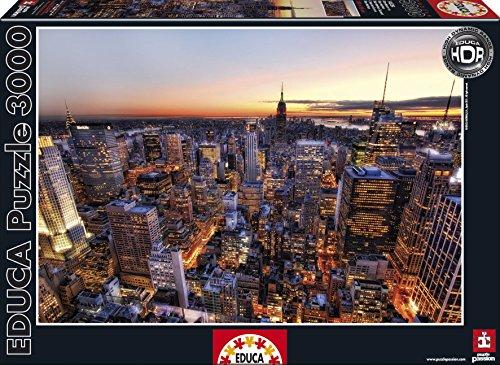 Educa - 14824 - Puzzle - Manhattan - New York