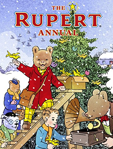 * NEW * Rupert Annual 2018. Many more delightful stories. The classic annual has been published since 1936.