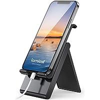 Lamicall Support Téléphone Réglable, Dock Téléphone - Support Dock pour iPhone 12 Mini, 12 Pro Max, 11 Pro, XS Max, XR…
