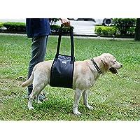Arnés de apoyo para perros con soporte de elevación para rehabilitación, artritis articular, lesiones