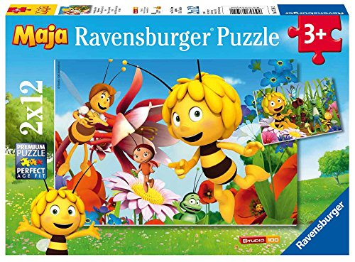 Ravensburger 07594 - Biene Maja auf der Blumenwiese - Express-film-poster