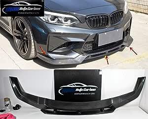 Max Auto Carbon Frontlippe Schwert Und Ansatz Spoilerlippe Passend Für M2 F87 V1 Auto