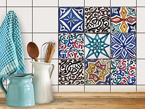 Piastrelle autoadesive cucina finest visualizza le for Mattonelle finte per cucina