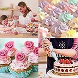 Regalos Día de la Madre, Moldes para tartas, molde de horno de acero inoxidable en espiral de...