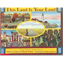 This Land is Your Land by Woody Guthrie (2000-12-23)