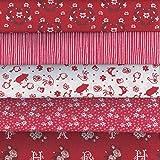 Textiles français Stoffpak - Stoffpaket Kollektion Je